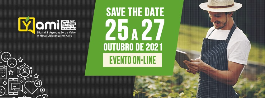 Congresso de jovens do agro terá edição on-line em 2021
